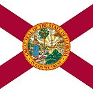 Florida State Flag Products by Mark Podger