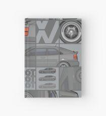 Thomas' Vdub Rado VR6T Hardcover Journal