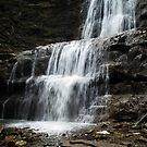 Waterfall by BonnieToll