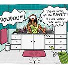 « Carte postale Ravets » par vee-madinina