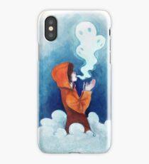 October Rain iPhone Case/Skin