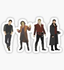 OUAT - Men Sticker