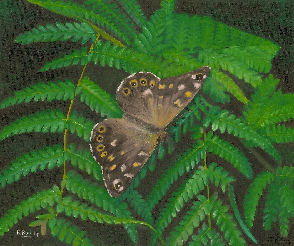 Speckle by Richard Paul