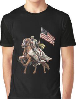 Trump Crusader Graphic T-Shirt