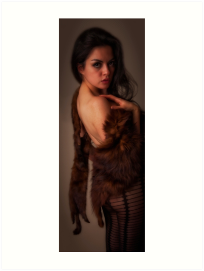 REALLY, IT'S FAUX FUR   ... by NUDEIMPACT