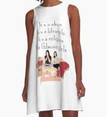 It's Gilmore girls A-Line Dress