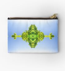 Mandala Tree Zipper Pouch