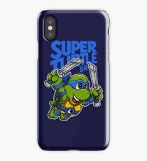Super Turtle Bros - Leo iPhone Case/Skin