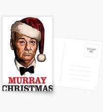 murray christmas Postcards