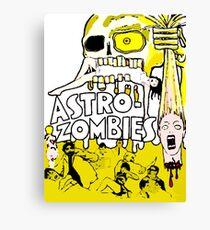 astro zombies Canvas Print