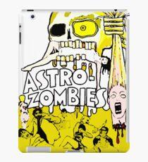 astro zombies iPad Case/Skin