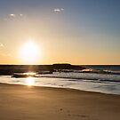Sunrise at Ulladulla by Darren Clarke