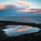 Rock Pool at Sunrise by Darren Clarke