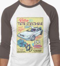 Retro Time Machine T-Shirt