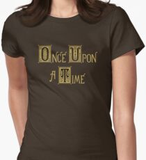 Once Upon a Time Women's Fitted T-Shirt