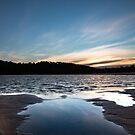 Merimbula Sunset by Darren Clarke