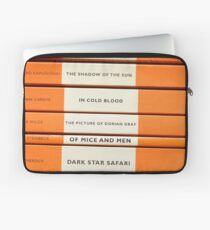Book Spine Graphic Shirt Laptop Sleeve