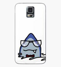 Nerd Shark Case/Skin for Samsung Galaxy