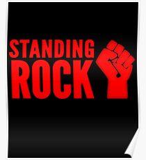 Standing Rock! No Dapl! Poster