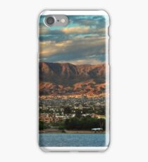 Sunset Over Havasu iPhone Case/Skin