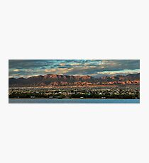 Sunset Over Havasu Photographic Print
