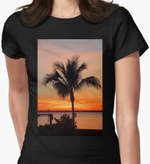 Living in Color Women's Fitted T-Shirt