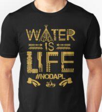 Water Is Life #NODAPL Shirt T-Shirt