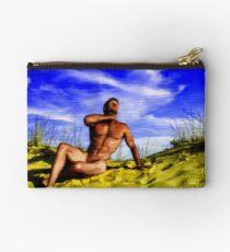Dune Nude Hunk Studio Pouch