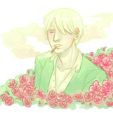 Blooming Ginko by peroxids