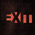 EXIT by Dylan Morang