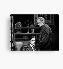 The Godfather Painting Canvas Print
