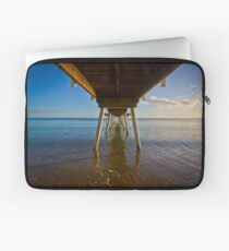 Under The Jetty Laptop Sleeve