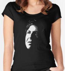Leonard Women's Fitted Scoop T-Shirt