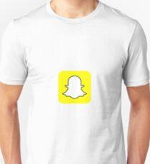 Snapchat Logo! Unisex T-Shirt