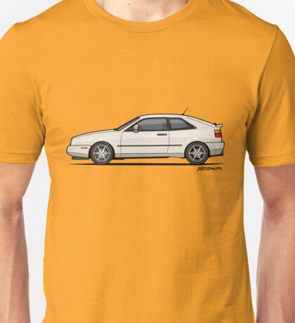 Micha's White VW Corrado G60 Unisex T-Shirt