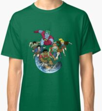Captain planet team Classic T-Shirt