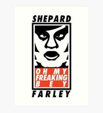 Shepard Farley Art Print