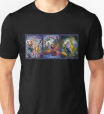Radha Krishna - Divine Leela Unisex T-Shirt