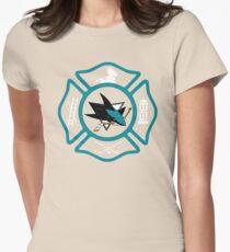 San Jose Fire - Sharks style T-Shirt
