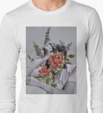 Needlepoint  Long Sleeve T-Shirt
