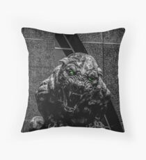 panthers Throw Pillow