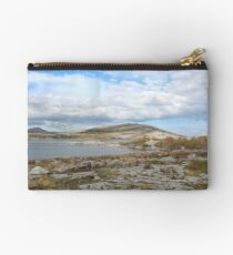 Touching the clouds Studio Pouch
