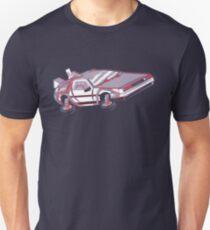 3-Delorean Unisex T-Shirt