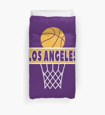 Los Angeles Duvet Cover