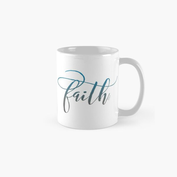 Just Faith - Mugs Classic Mug