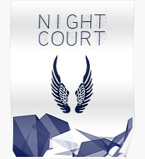Night Court Poster