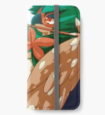 Decidueye iPhone Wallet/Case/Skin