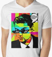 Ben Shapiro Thug Life #52 Men's V-Neck T-Shirt