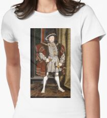 HENRY 8th Womens Fitted T-Shirt