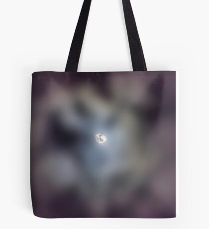 Creamy Moonlight Tote Bag